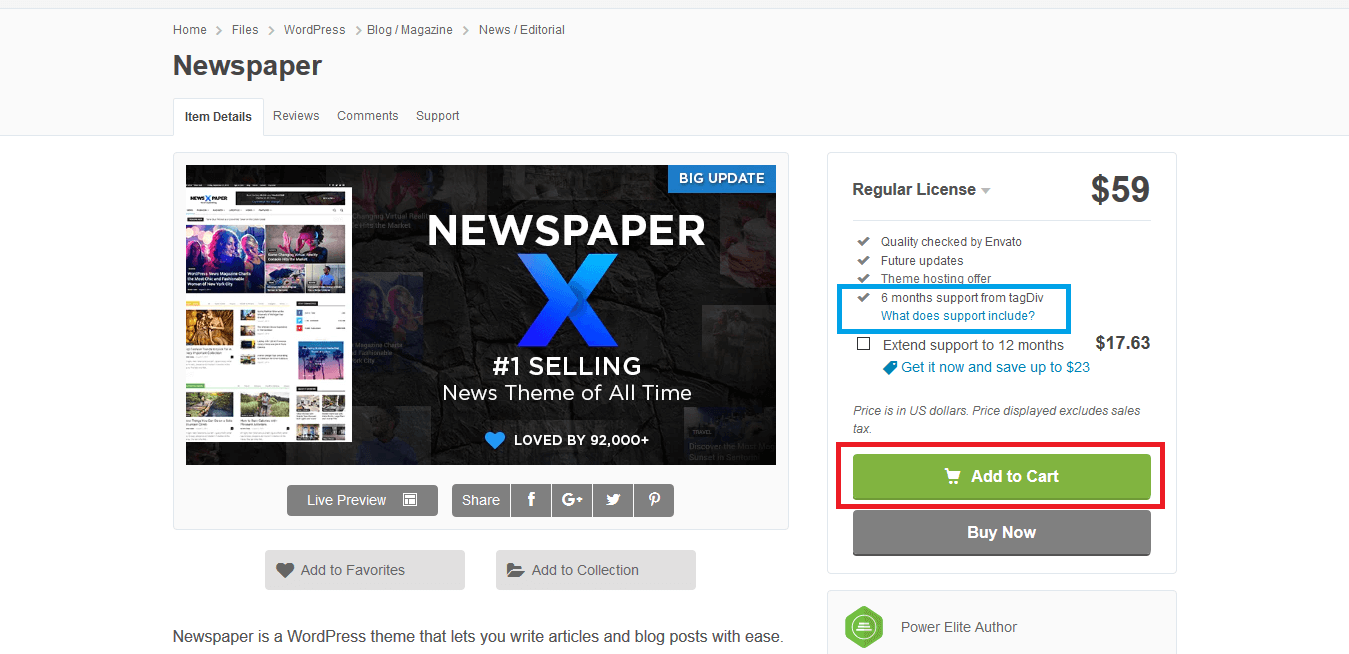 STEP BY STEP: Cara Beli Tema di Themeforest dan Install ke Blog WordPress 32