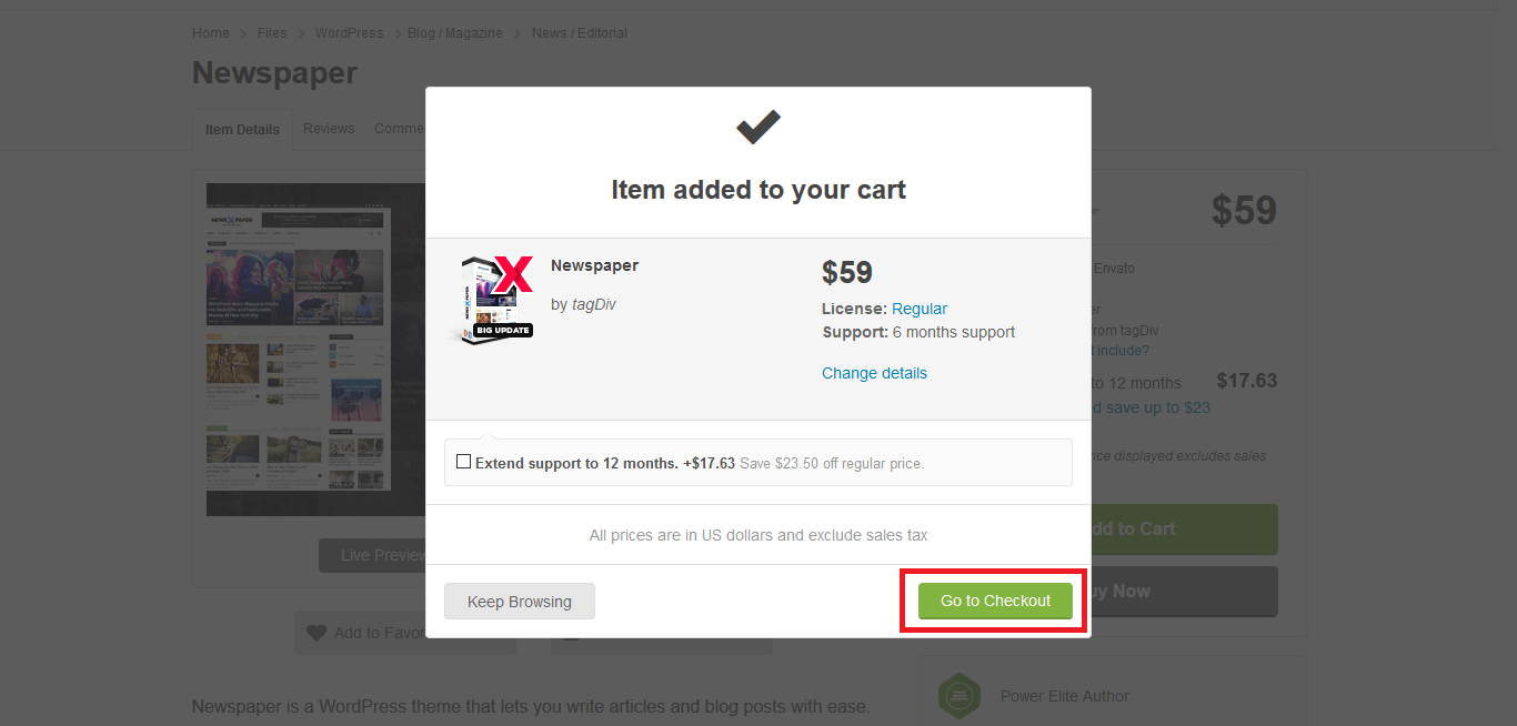 STEP BY STEP: Cara Beli Tema di Themeforest dan Install ke Blog WordPress 33