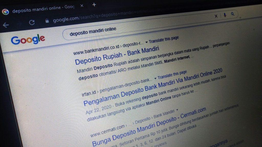 Cara Membuat Artikel Blog Masuk Halaman Pertama Google