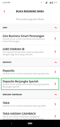 Pengalaman Deposito Syariah Rp 10 Juta di OCBC NISP via Aplikasi ONe Mobile (UPDATE: 2/8/20) 21