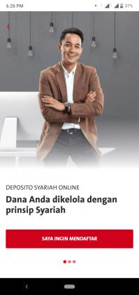 Pengalaman Deposito Syariah Rp 10 Juta di OCBC NISP via Aplikasi ONe Mobile (UPDATE: 2/8/20) 22