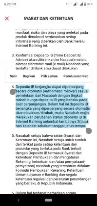 Pengalaman Deposito Syariah Rp 10 Juta di OCBC NISP via Aplikasi ONe Mobile (UPDATE: 2/8/20) 26