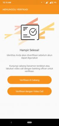 REVIEW: Pengalaman Buka Tabungan D-SAVE iB Online di Aplikasi D-Bank 16
