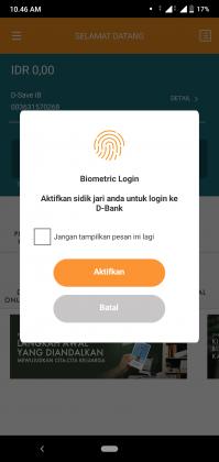 REVIEW: Pengalaman Buka Tabungan D-SAVE iB Online di Aplikasi D-Bank 21
