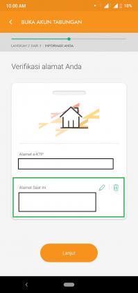REVIEW: Pengalaman Buka Tabungan D-SAVE iB Online di Aplikasi D-Bank 10