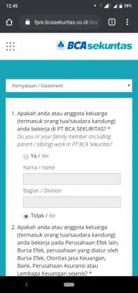 BCA Sekuritas: Cara Mendaftar dan Beli Jual Saham via Aplikasi BCAS BEST Mobile 2.0 (UPDATE: 4/8/20) 38
