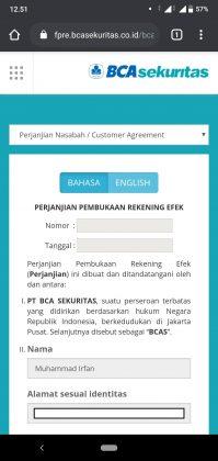 BCA Sekuritas: Cara Mendaftar dan Beli Jual Saham via Aplikasi BCAS BEST Mobile 2.0 (UPDATE: 4/8/20) 41
