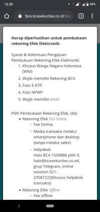 BCA Sekuritas: Cara Mendaftar dan Beli Jual Saham via Aplikasi BCAS BEST Mobile 2.0 (UPDATE: 4/8/20) 30
