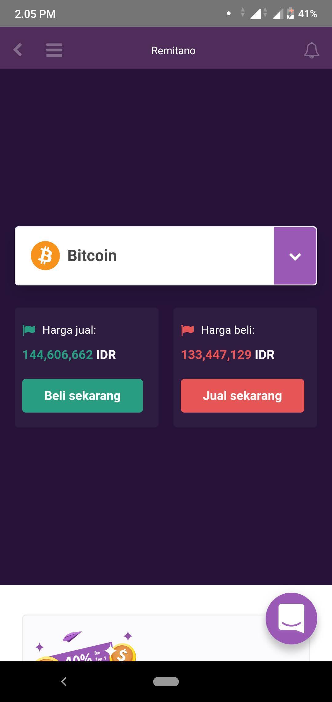 bikin akun btc bitcoin skála