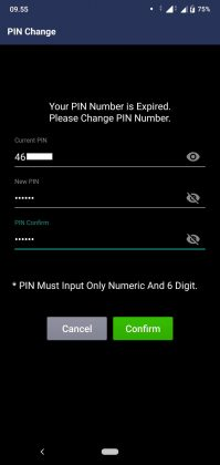 Cara ganti password dan PIN MNC Sekuritas