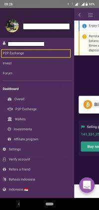 Cara jual Bitcoin Remitano