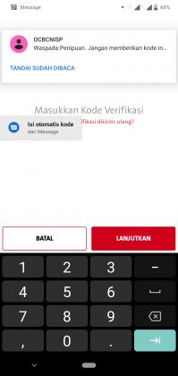 REVIEW: Pengalaman Buka Tabungan OCBC NISP Online di Aplikasi ONe Mobile 39
