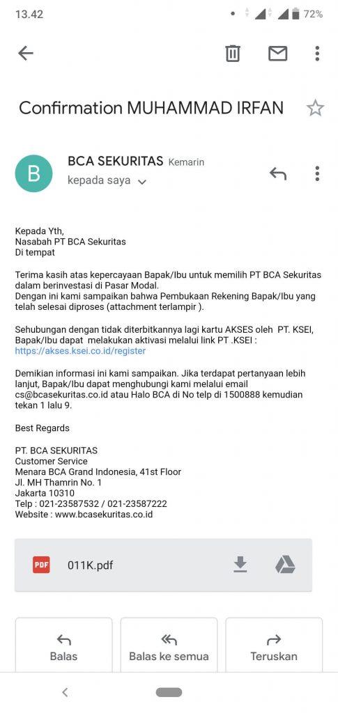 BCA Sekuritas: Cara Mendaftar dan Beli Jual Saham via Aplikasi BCAS BEST Mobile 2.0 (UPDATE: 4/8/20) 50