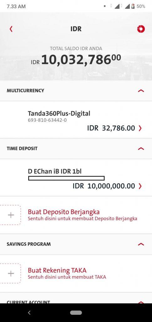 Pengalaman Deposito Syariah Rp 10 Juta di OCBC NISP via Aplikasi ONe Mobile (UPDATE: 2/8/20) 34