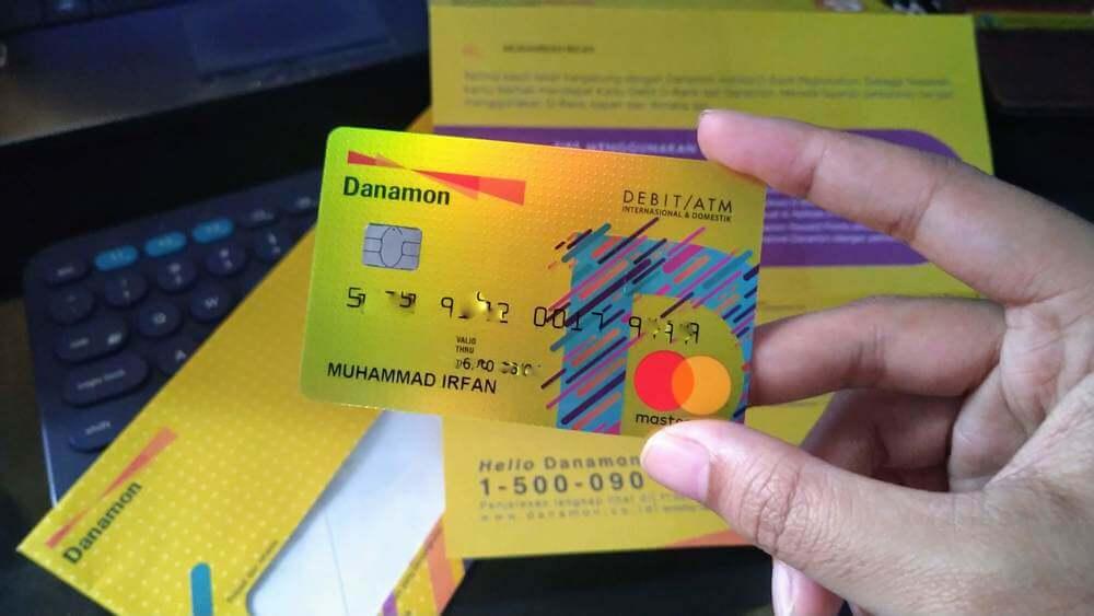 Kartu ATM Bank Danamon