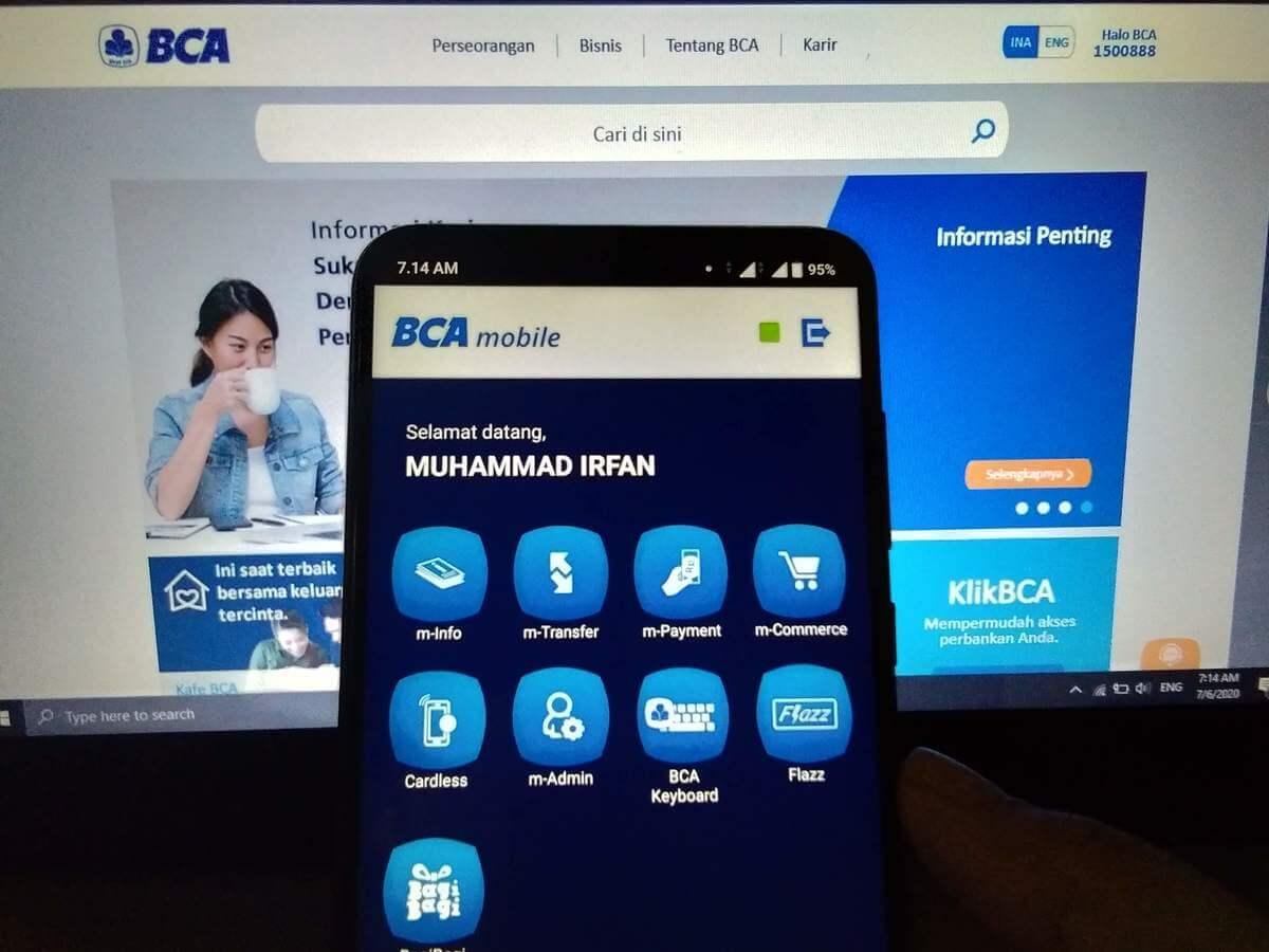 Review Bca Mobile 2020 Cara Buka Rekening Tahapan Bca