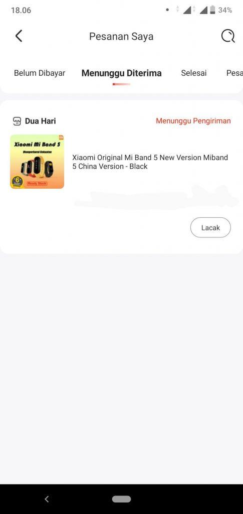Unboxing & REVIEW Xiaomi Mi Band 5: Bahas Fitur Baru dan Pengalaman Pakai 6