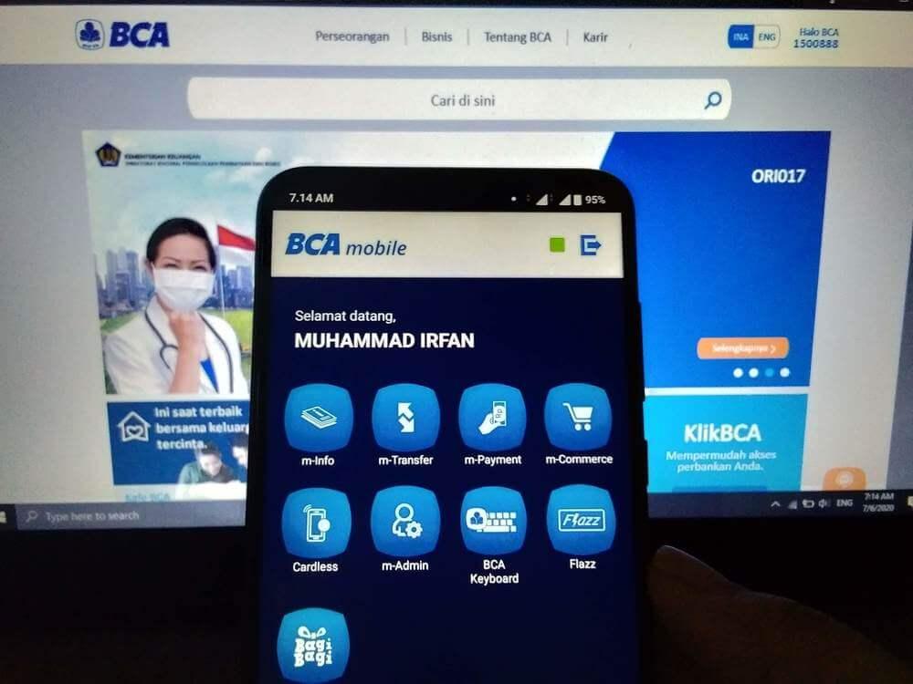 REVIEW: Pengalaman Buka Rekening Tahapan BCA Online via BCA Mobile 4
