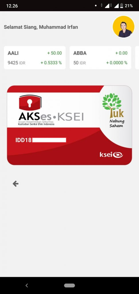 AKSes KSEI Mobile, Aplikasi Wajib Investor untuk Cek Portfolio Investasi 2