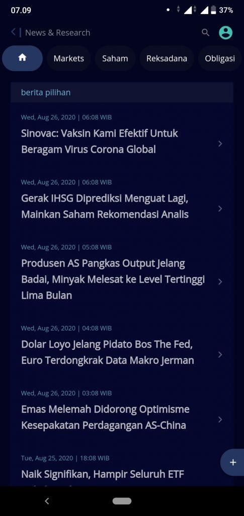 IPOT, Super App dari Indo Premier yang Bisa Investasi Sekaligus Atur Keuangan 17