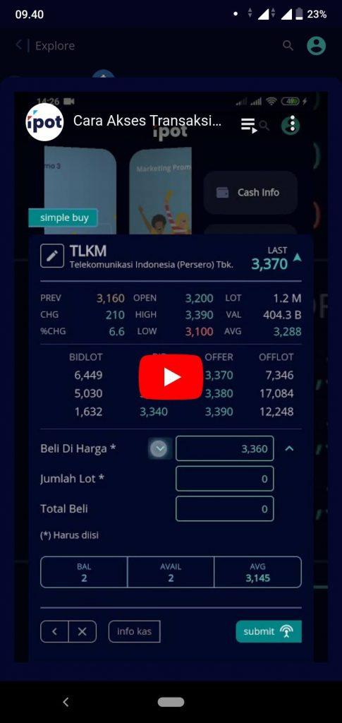IPOT, Super App dari Indo Premier yang Bisa Investasi Sekaligus Atur Keuangan 25