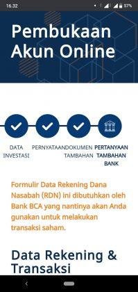 Mirae Asset Sekuritas: Cara Mendaftar dan Beli Jual Saham via Aplikasi Neo HOTS Mobile 44