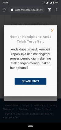 Mirae Asset Sekuritas: Cara Mendaftar dan Beli Jual Saham via Aplikasi Neo HOTS Mobile 32