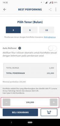 Mulai 100 Ribu, Pendanaan di KoinWorks Lebih Mudah Berkat KoinRobo 7