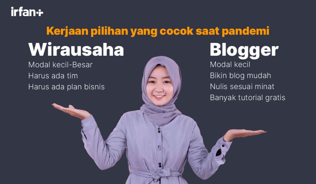 """RESOLUSI 2021: Jadi Blogger """"From Zero To Hero"""". Pemula Masuk! 2"""