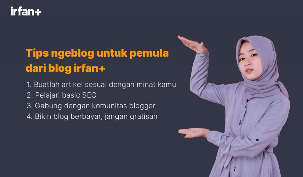 """RESOLUSI 2021: Jadi Blogger """"From Zero To Hero"""". Pemula Masuk! 3"""