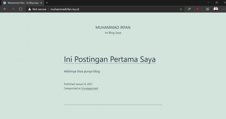 """RESOLUSI 2021: Jadi Blogger """"From Zero To Hero"""". Pemula Masuk! 26"""