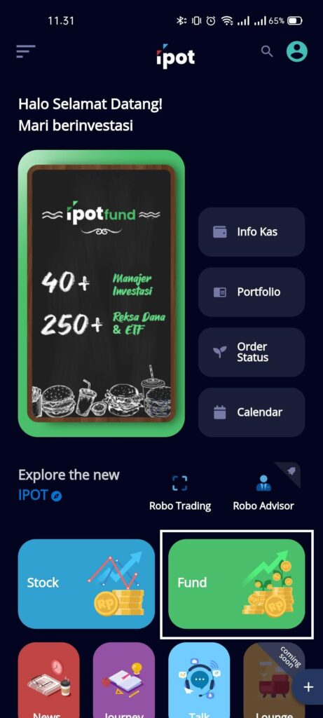 Cara Mudah Memilih dan Beli Reksa Dana untuk Pemula di IPOT 2