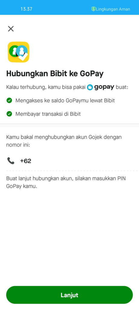 Cara Konsisten Nabung Reksa dana Pakai Autodebit di Aplikasi Bibit 2