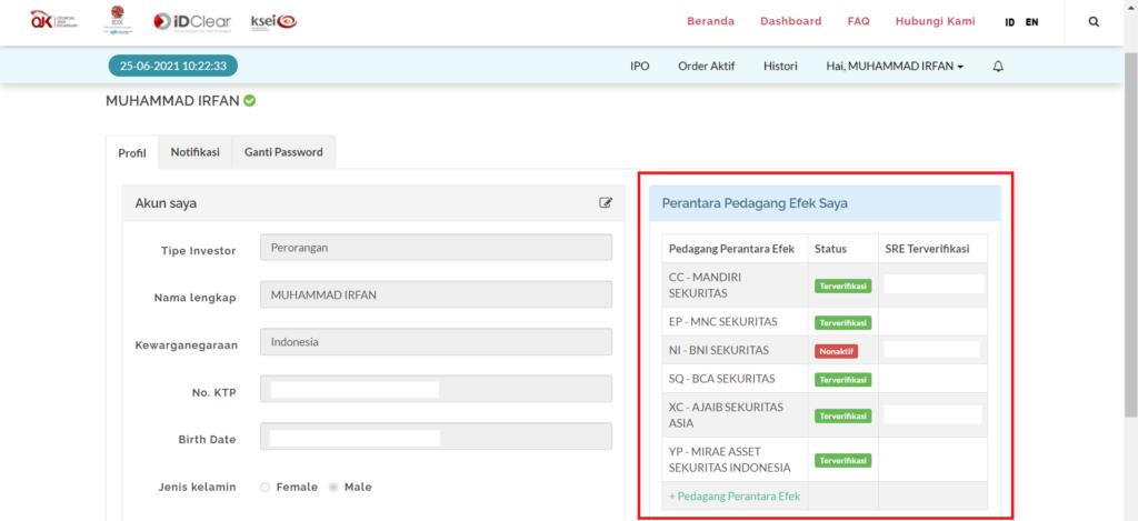 Pengalaman Beli Saham IPO di e-IPO, Bisa Mulai dari 1 Lot Aja! 11