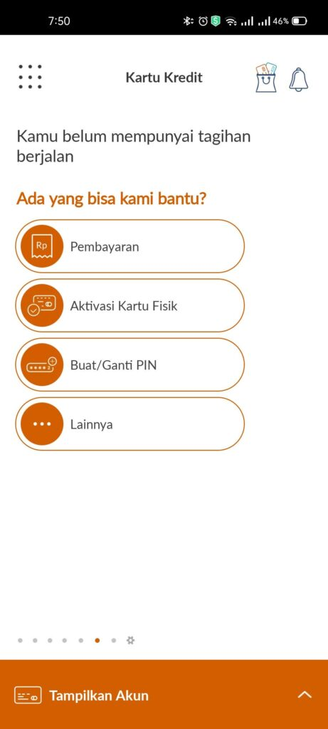 Pengalaman Mudahnya Apply Kartu Kredit Permata Shopping Card via PermataMobile X (UPDATE: 25/7/21) 10