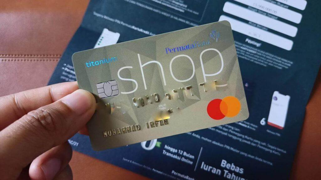 Pengalaman Mudahnya Apply Kartu Kredit Permata Shopping Card via PermataMobile X