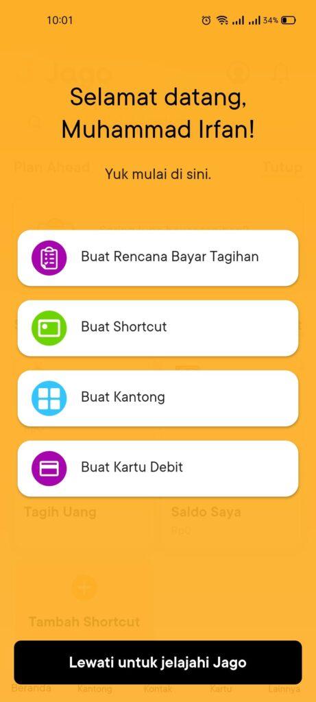 REVIEW Jago 2021: Aplikasi Perbankan dari Bank Jago Milik Gojek 17