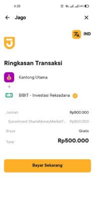 Jadi Mudah Beli Reksa dana di Bibit Berkat Bank Jago 15