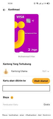 REVIEW Jago 2021: Aplikasi Perbankan dari Bank Jago Milik Gojek 28