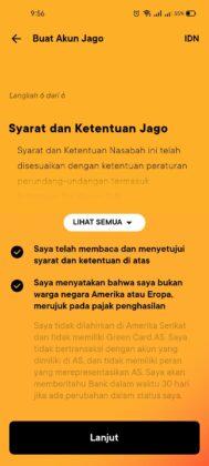 REVIEW Jago 2021: Aplikasi Perbankan dari Bank Jago Milik Gojek 11