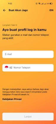 REVIEW Jago 2021: Aplikasi Perbankan dari Bank Jago Milik Gojek 6