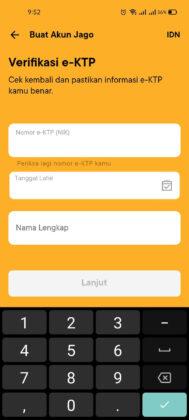 REVIEW Jago 2021: Aplikasi Perbankan dari Bank Jago Milik Gojek 10