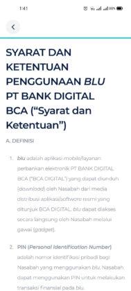 REVIEW blu 2021: Aplikasi Perbankan dari Bank BCA Digital untuk Anak Muda 13