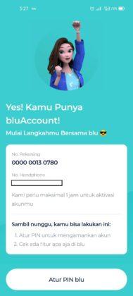 REVIEW blu 2021: Aplikasi Perbankan dari Bank BCA Digital untuk Anak Muda 15