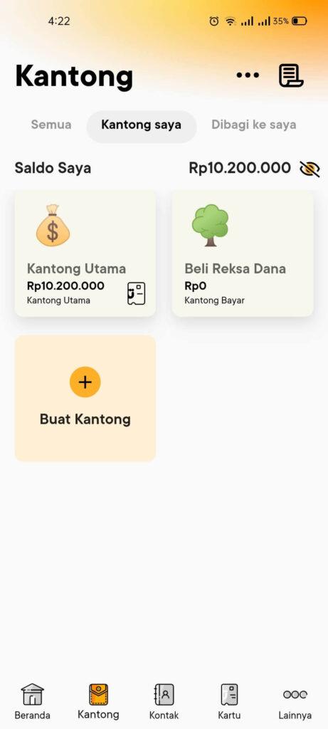 REVIEW Jago 2021: Aplikasi Perbankan dari Bank Jago Milik Gojek 21