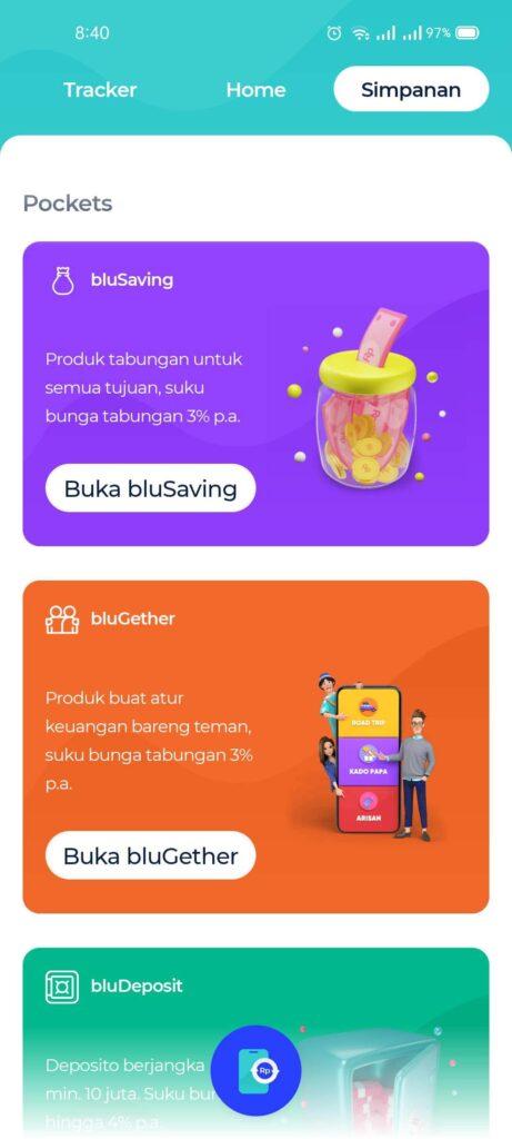 REVIEW blu 2021: Aplikasi Perbankan dari Bank BCA Digital untuk Anak Muda 22